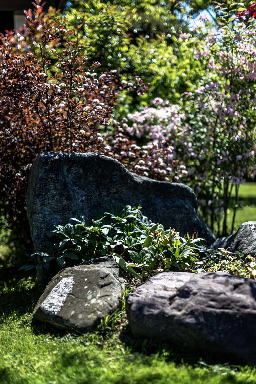 Steingarten - Höri Gartenbau - Wangen