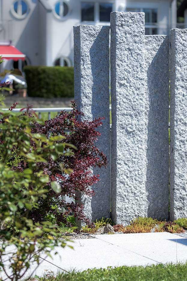Sichtschutz - Höri Gartenbau - Wangen