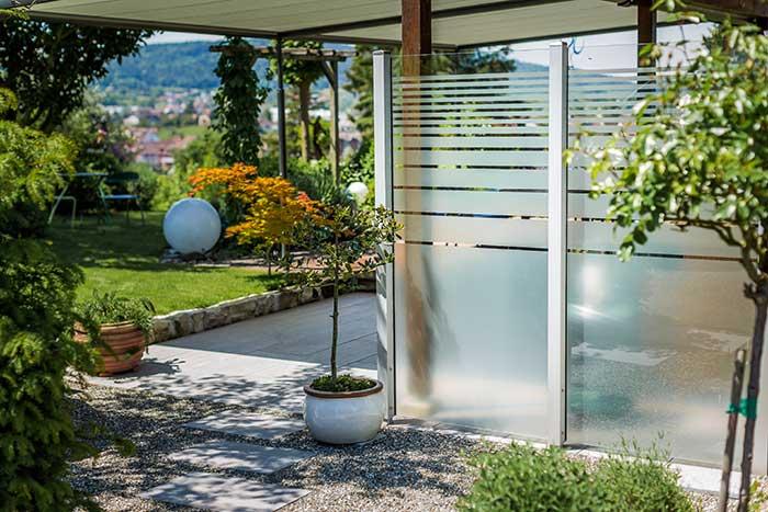 Terrasse - Höri Gartenbau - Wangen