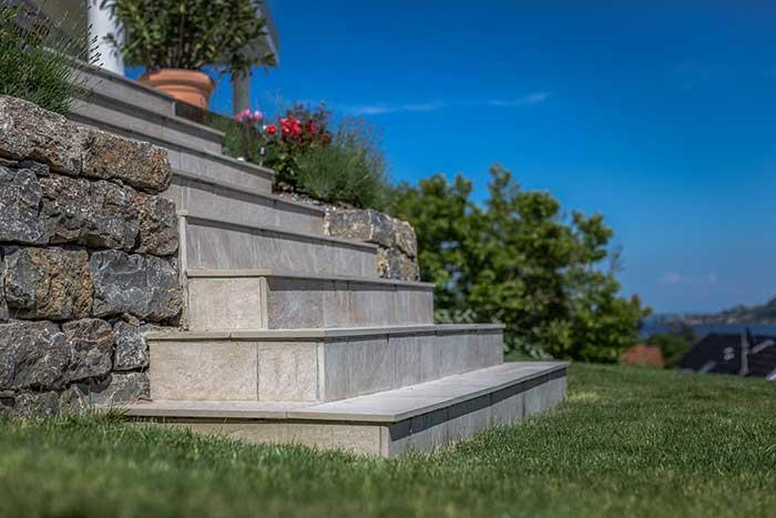 Treppenbau - Höri Gartenbau - Wangen